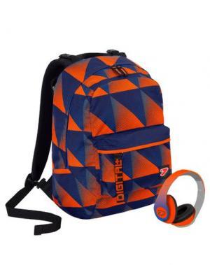 Рюкзаки и сумки на пояс SEVEN. Цвет: оранжевый