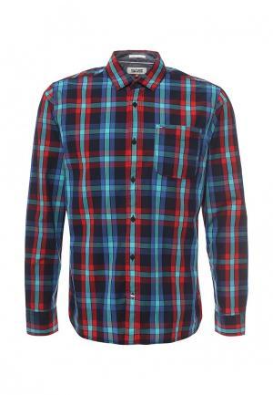 Рубашка Tommy Hilfiger Denim. Цвет: разноцветный