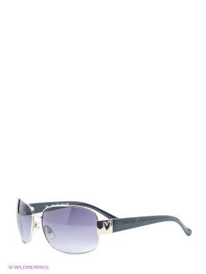 Солнцезащитные очки MS 01-096 31 Mario Rossi. Цвет: синий