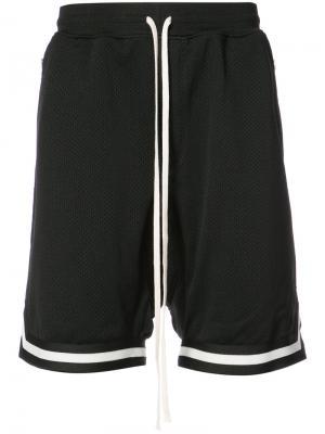 Спортивные шорты Fear Of God. Цвет: чёрный