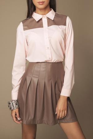 Рубашка Ambigante. Цвет: розовый