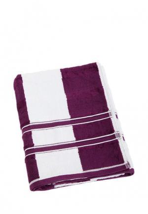 Полотенце La Pastel. Цвет: фиолетовый