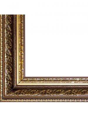 Багет BE018 Цветной. Цвет: коричневый
