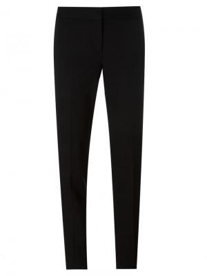 Укороченные брюки Miranda Michael Kors. Цвет: чёрный