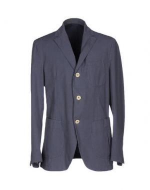 Пиджак MONTEDORO. Цвет: темно-синий