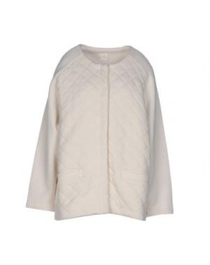 Куртка DES PETITS HAUTS. Цвет: слоновая кость