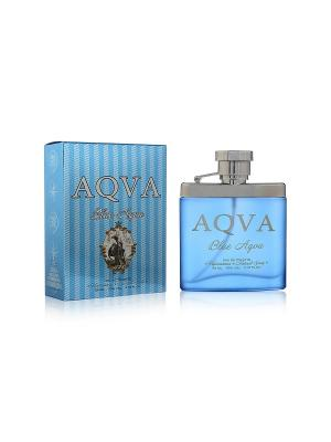 Туалетная вода Aqva Blue 95 мл. Цвет: прозрачный