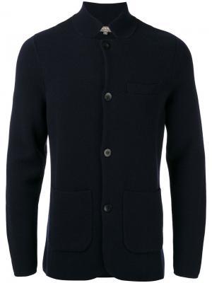 Куртка Milano N.Peal. Цвет: синий
