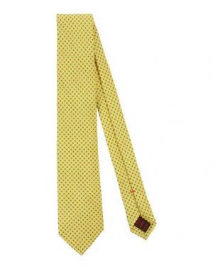 Галстук FIORIO. Цвет: желтый