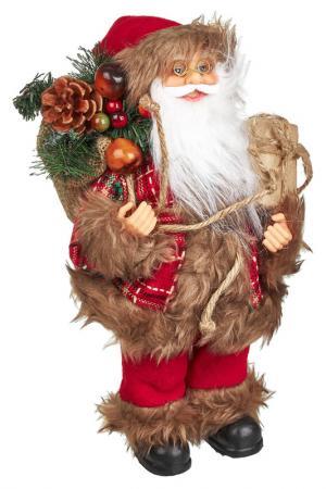 Дед мороз DUE ESSE CHRISTMAS. Цвет: красный, бежевый, белый