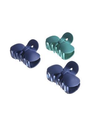 Краб (Комплект - 3 шт.) Migura. Цвет: зеленый,синий