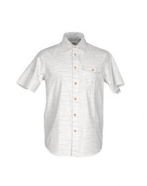 Pубашка ALTAMONT. Цвет: белый