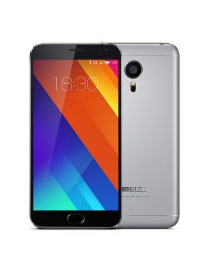 Смартфон Meizu MX5, 16 ГБ. Цвет: серебристый
