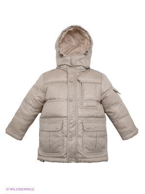Куртка Senbodulun. Цвет: бежевый