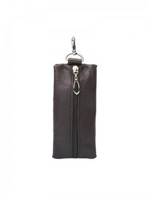Ключницы Forte. Цвет: коричневый