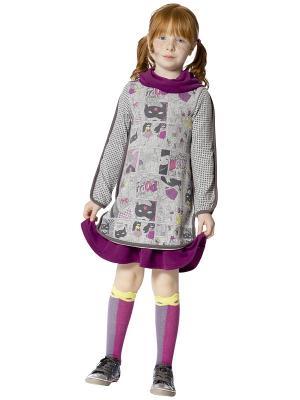 Платье для девочки Deux par