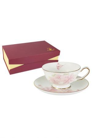 Набор Розовые цветы EMERALD. Цвет: мультицвет