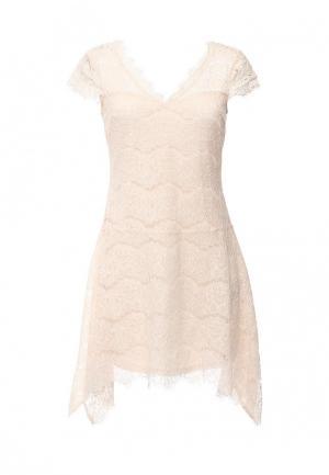 Платье Morgan. Цвет: разноцветный