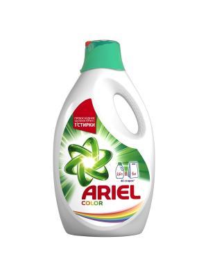 Жидкий Порошок ARIEL Color 2,6 л. Цвет: зеленый