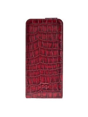 Чехол флип Samsung Galaxy S8 Bouletta. Цвет: красный