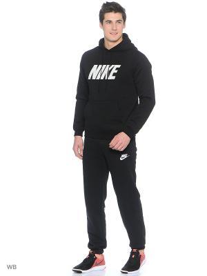 Костюм M NSW TRK SUIT FLC GX Nike. Цвет: черный