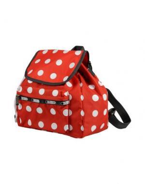 Рюкзаки и сумки на пояс LESPORTSAC. Цвет: красный