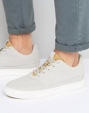Systvm Бежевые кроссовки средней высоты. Цвет: белый