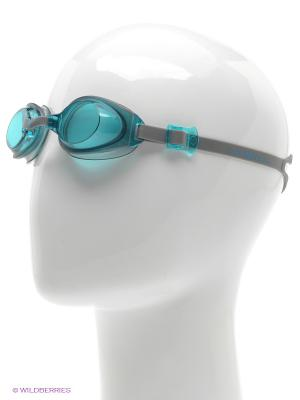 Очки для плавания юниорские Simpler II Junior Mad Wave. Цвет: бирюзовый