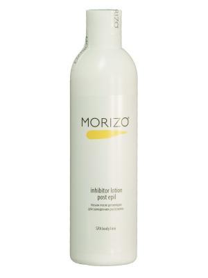Morizo лосьон после депиляции замедляющий рост волос 300мл. Цвет: белый