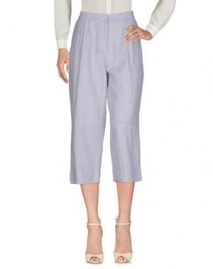 Повседневные брюки ALPHA STUDIO. Цвет: серый