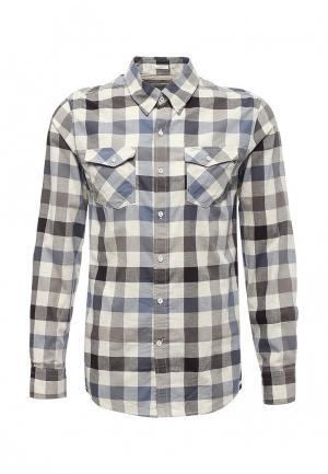 Рубашка Pepe Jeans. Цвет: разноцветный