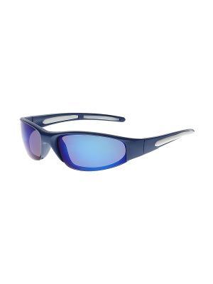 Очки солнцезащитные Infiniti. Цвет: темно-фиолетовый