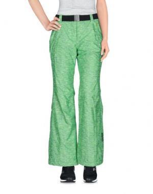 Лыжные брюки COLMAR. Цвет: светло-зеленый
