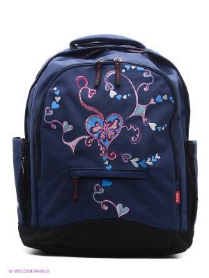 Рюкзак 4you. Цвет: темно-синий