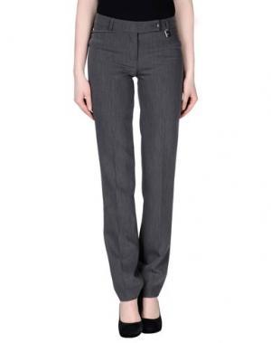 Повседневные брюки MRESALE. Цвет: серый
