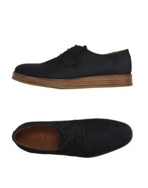 Обувь на шнурках B-STORE. Цвет: черный