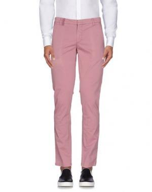 Повседневные брюки HAVANA & CO.. Цвет: пастельно-розовый