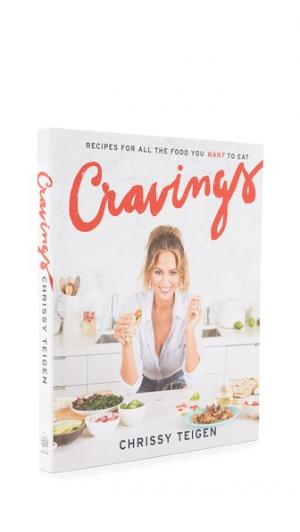 Cravings by Chrissy Teigen Books with Style