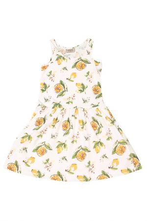 Платье FINN FLARE KIDS. Цвет: 201 white