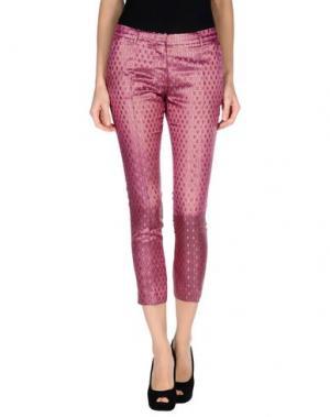 Повседневные брюки TRĒS CHIC S.A.R.T.O.R.I.A.L. Цвет: фиолетовый