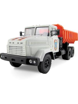 Машина KRAZ-6510 МЧС AUTOTIME. Цвет: оранжевый