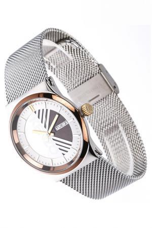 Наручные часы Kenzo. Цвет: yellow