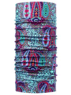 Бандана Active INSECT SHIELD TALIE Buff. Цвет: голубой, фиолетовый