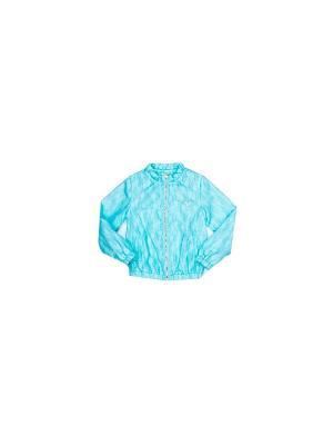 Ветровка Vitacci. Цвет: голубой