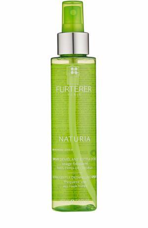 Спрей для легкого расчесывания волос Naturia Rene Furterer. Цвет: бесцветный