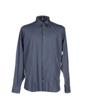 Pубашка I.D.I.B.. Цвет: грифельно-синий