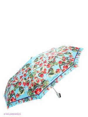 Зонт Slava Zaitsev. Цвет: синий