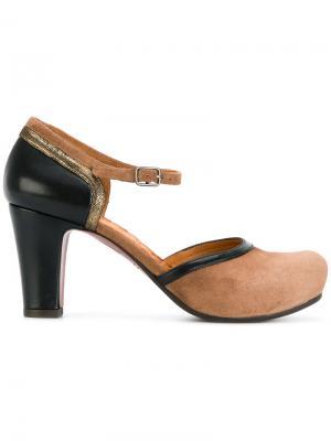 Туфли Lebon Chie Mihara. Цвет: коричневый