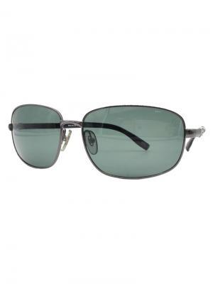Солнцезащитные очки HK1365-P01 Valencia.. Цвет: черный, серебристый