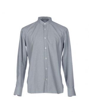Pубашка DANOLIS. Цвет: темно-зеленый